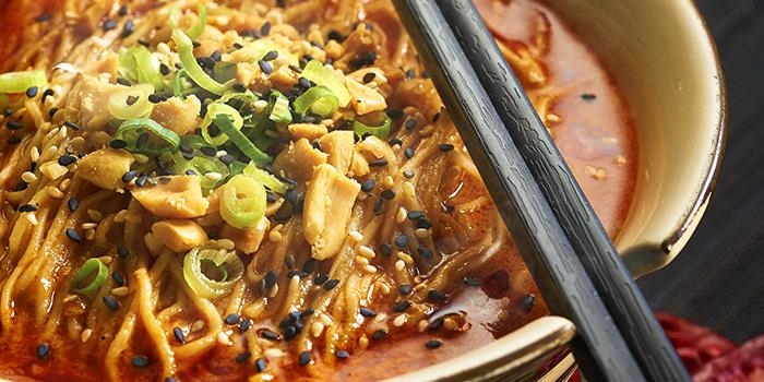 Dan Dan Noodles , Chilli Fagara, Central, Hong Kong