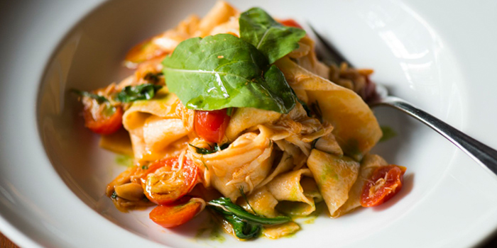 House-Made Pappardelle from Appia in Sukhumvit Soi 31, Bangkok