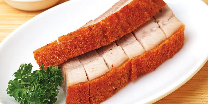 Crispy Roasted Pork from Kam