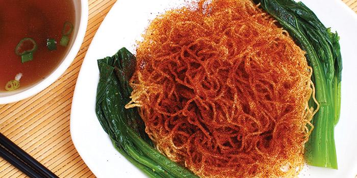 Shrimp Roe Noodle from Kam