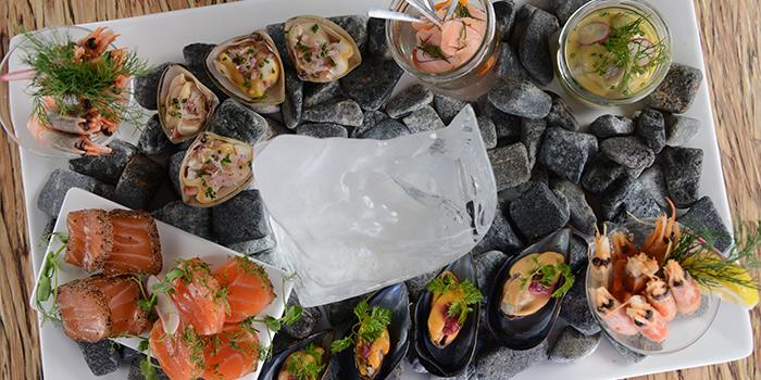 Nordic Seafood Platter, FINDS, Tsim Sha Tsui, Hong Kong