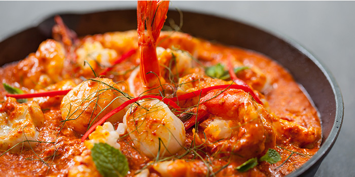 Spicy Seafood Combination from Red House Seafood (Clarke Quay) in Clarke Quay, Singapore