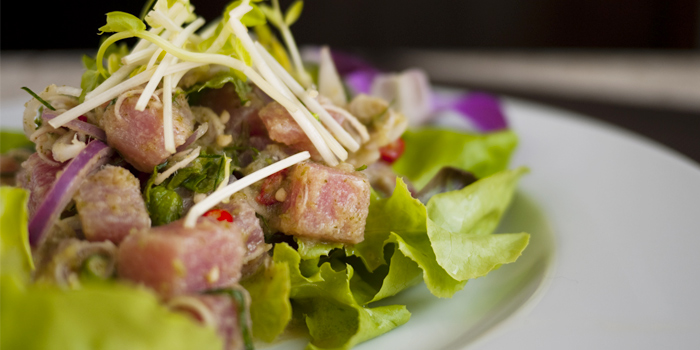 Spicy Tuna Tartar from Rendez-Vous Coffee Wine Dine in Talad-Nua, Muang, Phuket, Thailand