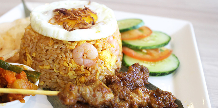 Nasi Goreng from Metropolitan YMCA Singapore in Bukit Timah, Singapore