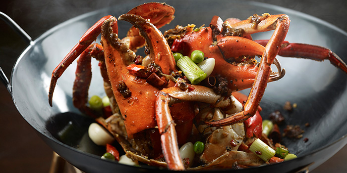 Pepper Crab from Ah Hoi