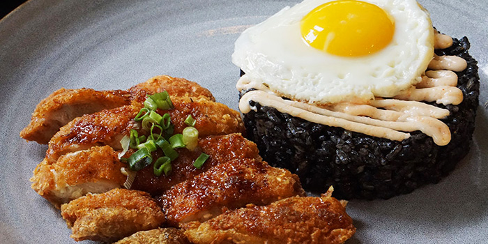 Bomba Rice from Canopy Garden Dining in Bishan, Singapore