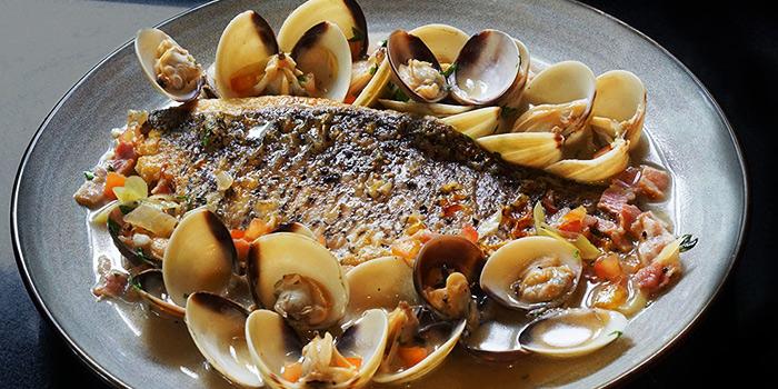 Seabass from Canopy Bishan in Bishan, Singapore