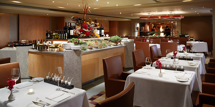 Dining Area of THE STEAK HOUSE winebar + grill, Tsim Sha Tsui East, Hong Kong