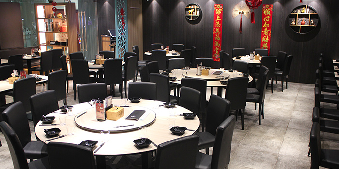 Dining Area, The Veggie, Kwun Tong, Hong Kong