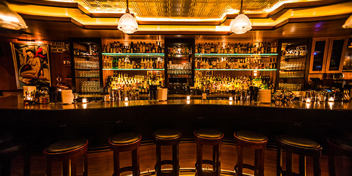 Bar Area of Employees Only Singapore in Tanjong Pagar, Singapore