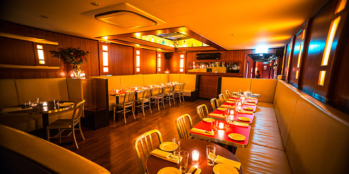 Interior of Employees Only Singapore in Tanjong Pagar, Singapore