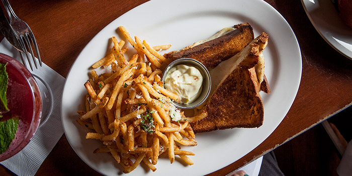Truffle Grilled Cheese from Employees Only Singapore in Tanjong Pagar, Singapore
