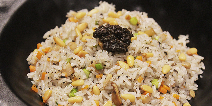 Fried Rice, The Veggie, Kwun Tong, Hong Kong