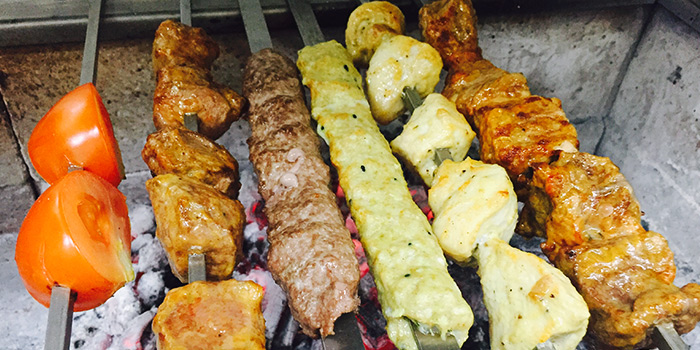 Kebab from Le Rida (Mediterranean, French & North Indian Cuisine) in Bukit Timah, Singapore