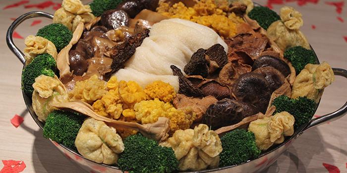 Poon Choi, The Veggie, Kwun Tong, Hong Kong