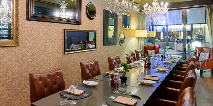 Private Dining of Sam