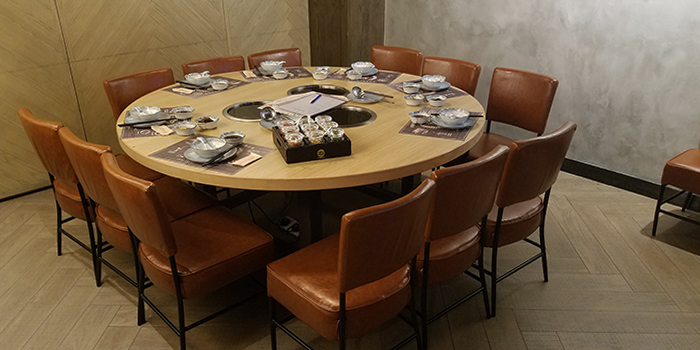 Private Room of 101 Craft Hotpot, Tsim Sha Tsui, Hong Kong