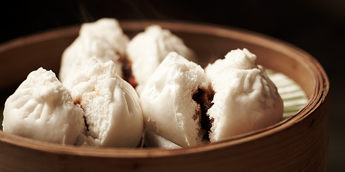 Char Siew Buns from Si Chuan Dou Hua (Kitchener Road) in Little India, Singapore