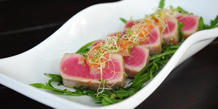 Seared Tuna from Sabio Tapas Bar in Duxton, Singapore