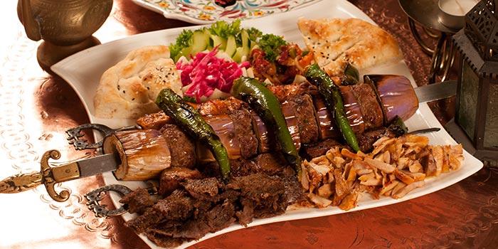 Kebab from Sofra Turkish Cafe & Restaurant in Bugis, Singapore