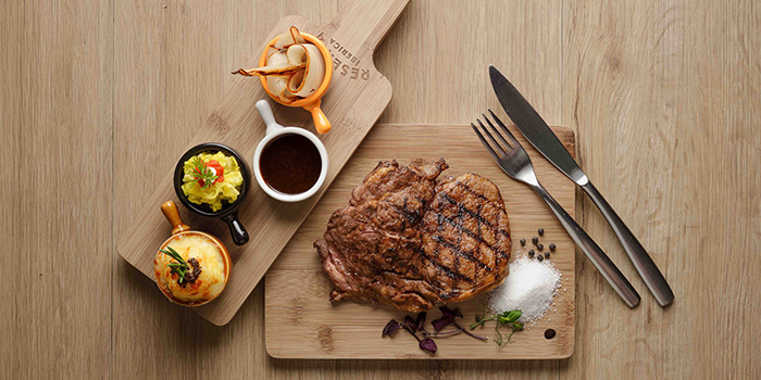 Steak, Timon Seafood, Wan Chai, Hong Kong