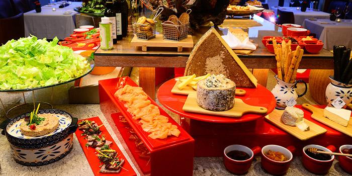 Sushi Bar of THE STEAK HOUSE winebar + grill, Tsim Sha Tsui East, Hong Kong