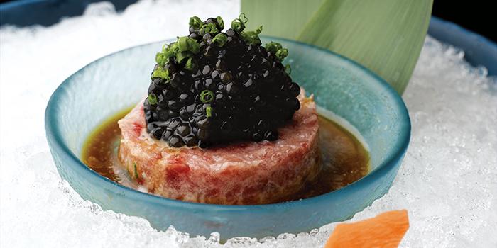 Toro Tartar with Caviar, NOBU InterContinental Hong Kong, Tsim Sha Tsui East, Hong Kong