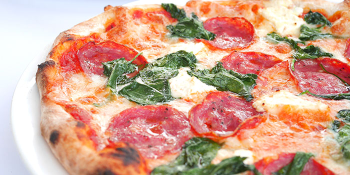 Pizza Acqua di Farina from Acqua e Farina at The Rail Mall in Bukit Timah, Singapore