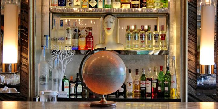 Bar from Sapphire Bar at The Sukosol, Bangkok