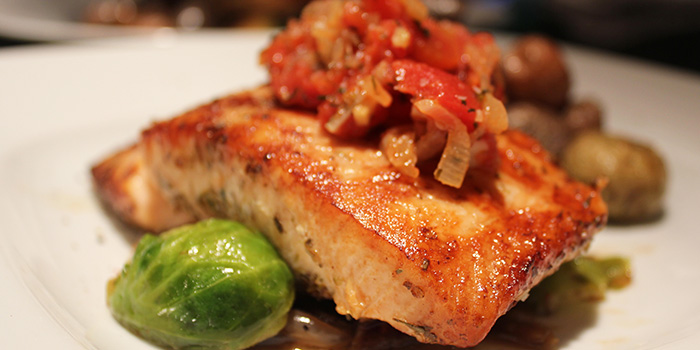 Norwegian Salmon from Cali @ Changi in Changi, Singapore