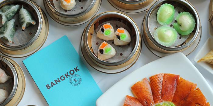 Dim Sum & Peking Duck from Lin-Fa Chinese Restaurant at The Sukosol, Bangkok
