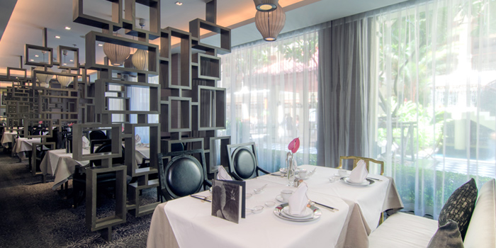 Dining Area from Lin-Fa Chinese Restaurant at The Sukosol, Bangkok