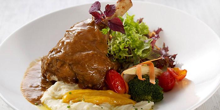 Braised Lamb Shank from Eatzi Gourmet Bistro (Paya Lebar Square) in Paya Lebar, Singapore