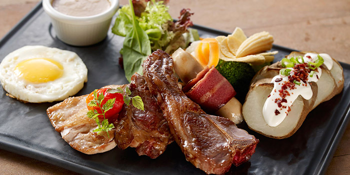 Mixed Grill from Eatzi Gourmet Bistro (Paya Lebar Square) in Paya Lebar, Singapore