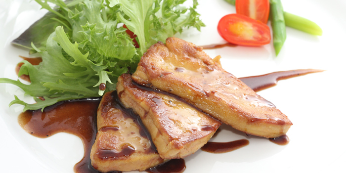Foie Gras Sunday Brunch from Patummat Restaurant at The Sukosol, Bangkok