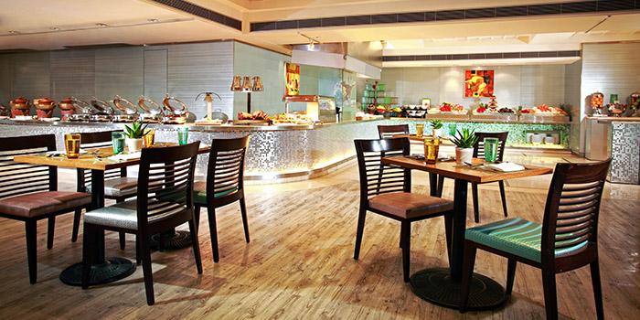 Interior, Cafe Allegro, Tsim Sha Tsui, Hong Kong