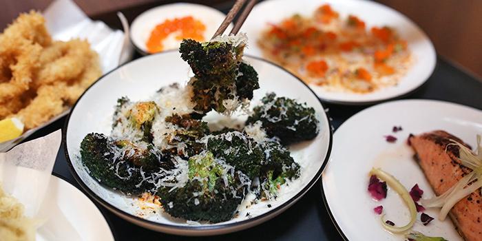 Aburi Broccoli from MOJO at Telok Ayer in Raffles Place, Singapore