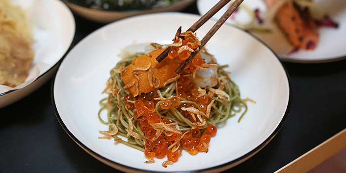 Uni Soba from MOJO at Telok Ayer in Raffles Place, Singapore