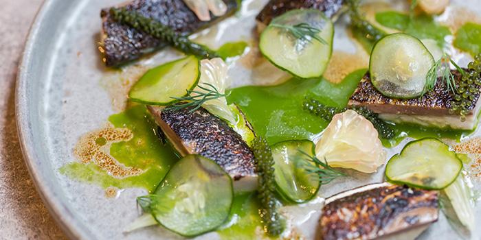 Pickled Mackerel from Maggie Joan