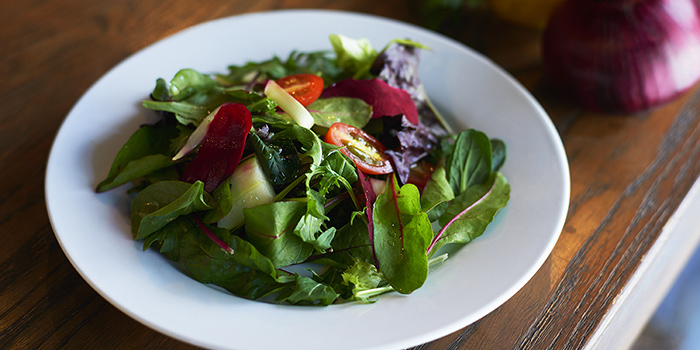 Mix Green Salad, TED