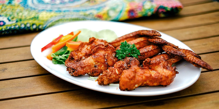 Chicken Wings from Myra