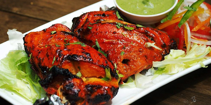Tandoori Chicken from Myra