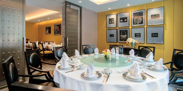 Private Room from Lin-Fa Chinese Restaurant at The Sukosol, Bangkok