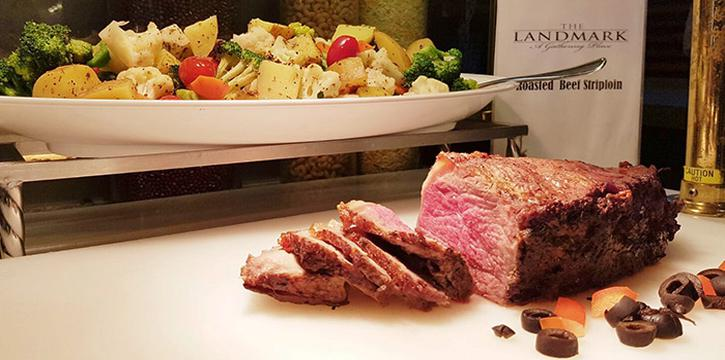 Roasted Beef Striploin from The Landmark at Village Hotel Bugis in Bugis, Singapore