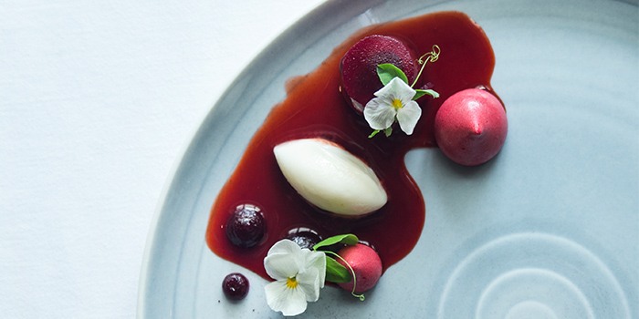 Foie Gras Parfait from Alma By Juan Amador at Goodwood Park Hotel in Orchard, Singapore
