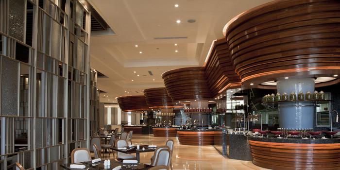 Interior 1 at Asia Restaurant Ritz Carlton, Jakarta