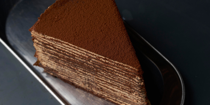 Layered Cake from Awfully Chocolate (Greenwich V) in Yio Chu Kang, Singapore