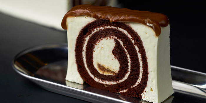 Swirl Cake from Awfully Chocolate (Greenwich V) in Yio Chu Kang, Singapore