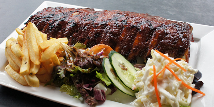 Signature Baby Back Ribs from Charlie