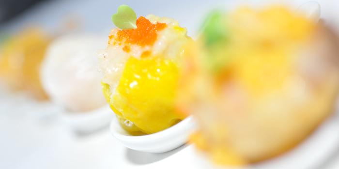 Dim Sum Dumpling from Silk Road at Plaza Athénée Bangkok, A Royal Meridien Hotel, Bangkok